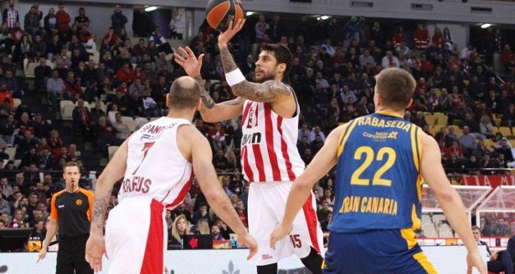 Euroleague Basketball: Σκορ, θέαμα και… ρεκόρ από τον Ολυμπιακό στο Σ.Ε.Φ.!