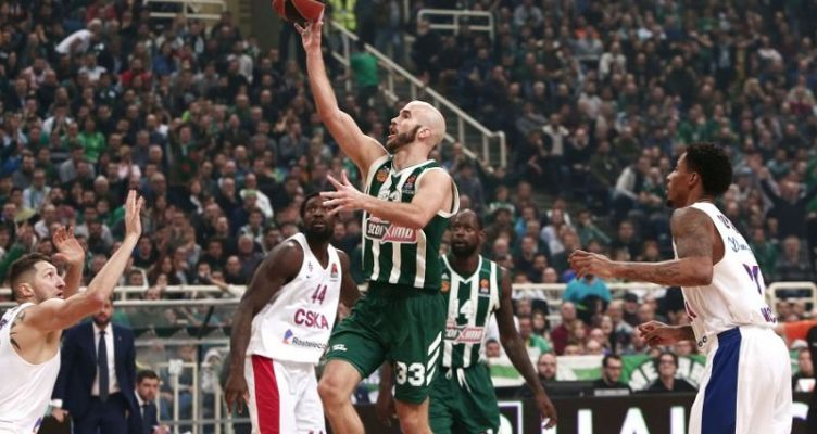 Euroleague Basketball: Φοβερό μπάσκετ και μεγάλη νίκη για Παναθηναϊκό!