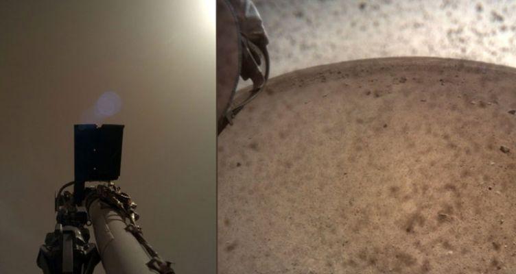 Οι πρώτες καθαρές φωτογραφίες από τον πλανήτη Άρη (Φωτό)