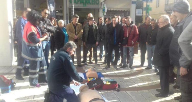 Αγρίνιο: Μαθήματα ζωής από το Ε.Κ.Α.Β.