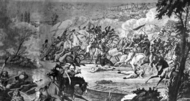 Πρώτη πολιορκία Μεσολογγίου 31 Δεκεμβρίου 1822
