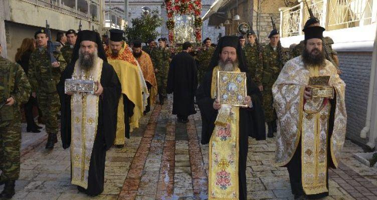 Μεσολόγγι: Η εορτή του Αγίου Σπυρίδωνος (Φωτό)
