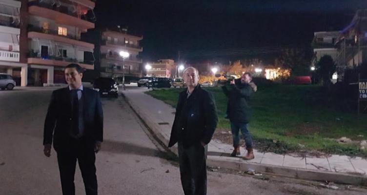 Δήμος Αγρινίου: Αναβάθμιση δικτύων ηλεκτροφωτισμού (Φωτό)