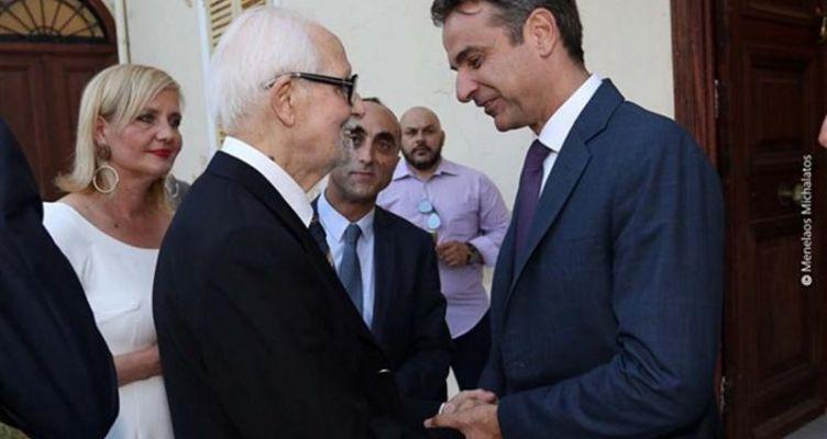 Έφυγε από τη ζωή ο εκδότης της εφημερίδας «Πελοπόννησος» Σπύρος Δούκας – Η δήλωση Μητσοτάκη