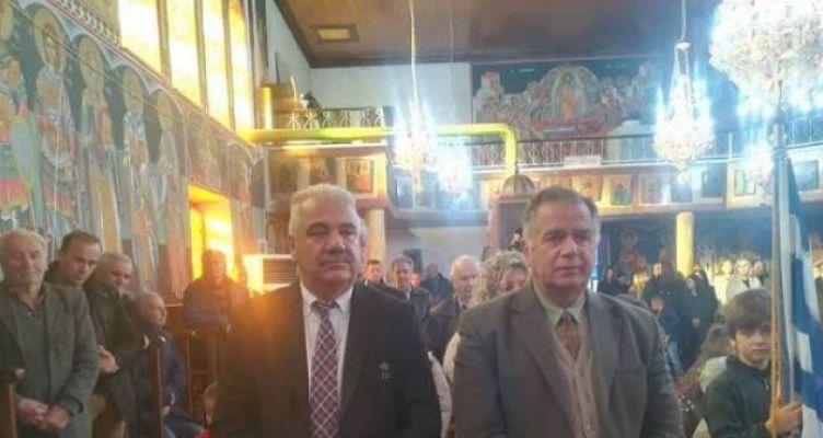 Το Αρχοντοχώρι γιόρτασε τον πολιούχο του Άγιο Σπυρίδωνα (Φωτό)