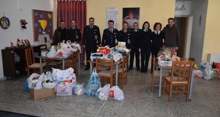 Η Διεύθυνση Αστυνομίας Ακαρνανίας στο «Χαμόγελο του Παιδιού»