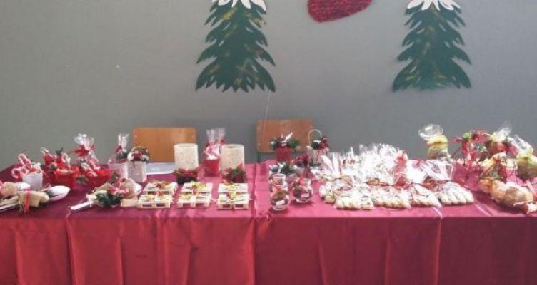Χριστουγεννιάτικο bazaar αγάπης από τοΔίκτυο Στήριξης Μαθητών Αγρινίου (Φωτό)