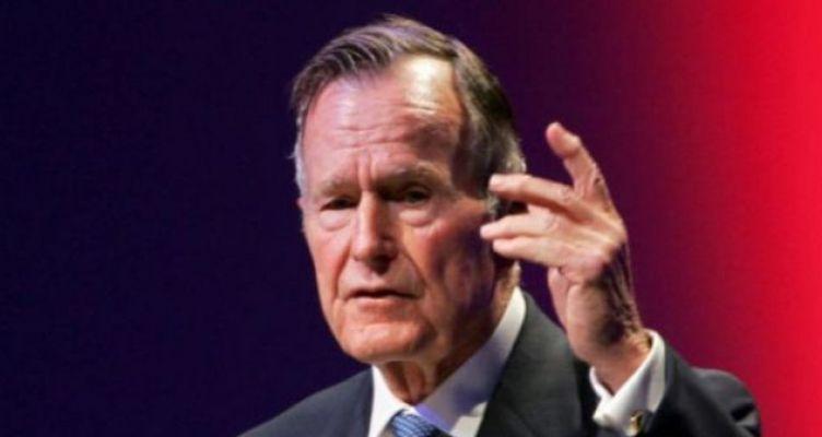Πέθανε σε ηλικία 94 ετών ο Τζορτζ Μπους (Βίντεο-Φωτό)