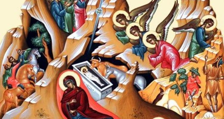 Χριστουγεννιάτικη εκδήλωση παιδιών κατηχητικών σχολείων του Ι.Ν. Αγίας Τριάδος Αγρινίου
