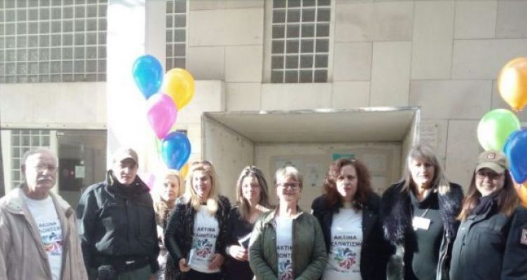 Συμμετοχή εθελοντών Δ. Αγρινίου στην ενημέρωση για την Παγκόσμια Ημέρα Εθελοντισμού