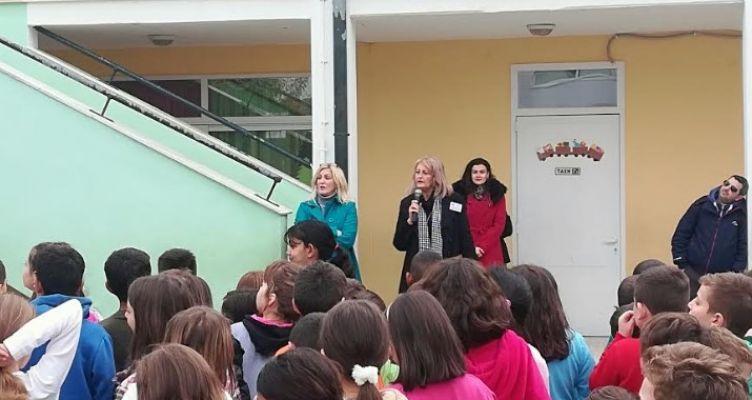 Ενημερωτικές δράσεις της Ακτίνας Εθελοντισμού σε σχολεία του Δήμου Αγρινίου