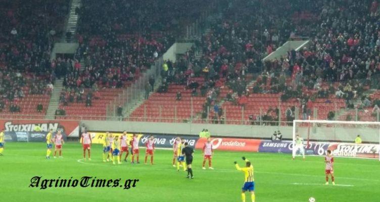 Super League-12η αγωνιστική: Ήττα για τον Παναιτωλικό λόγω… διαιτησίας!