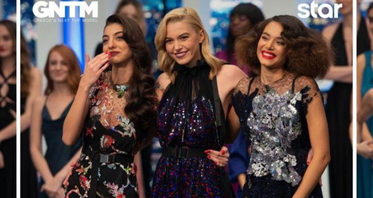 Στα ύψη η τηλεθέαση του Greece's Next Top Model την βραδιά του μεγάλου τελικού!