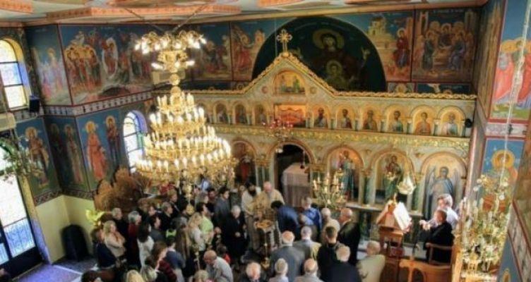 Εορτάζει ο Ιερός Ναός Αγίου Σπυρίδωνος Ναυπάκτου – Πρόγραμμα