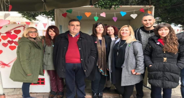 H Παγκόσμια Ημέρα Αγάπης στο Αγρίνιο – Δράση ευαισθητοποίησης (Φωτό)