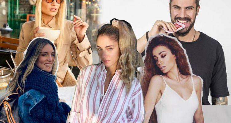 Αυτοί είναι οι 10 Έλληνες με τους περισσότερους ακόλουθους στο Instagram για το 2018!