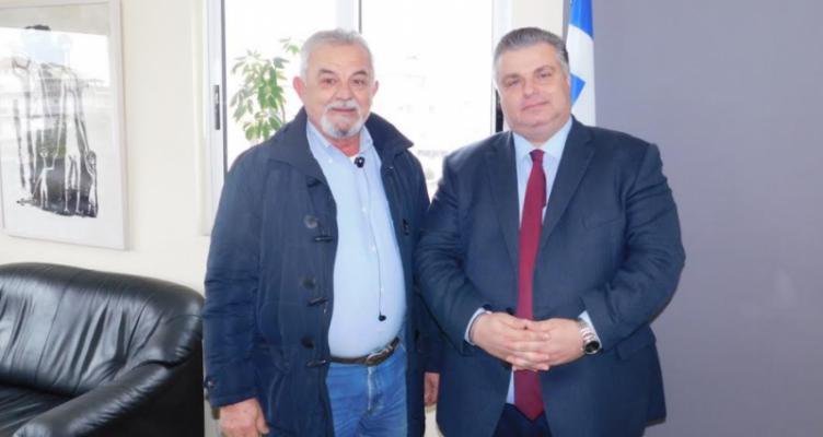 Μεσολόγγι: Στο ψηφοδέλτιο του Νίκου Καραπάνου ο Γιώργος Κιρκινέζος
