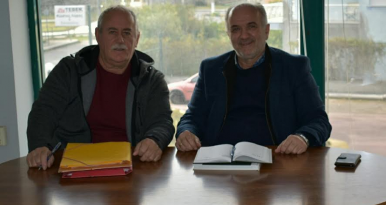 Μεσολόγγι: Στο πλευρό του Κώστα Λύρου ο Κώστας Δρόσος