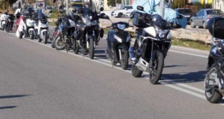 ΛΕ.ΜΟΤ.Α.: Συγκέντρωση διαμαρτυρίας στην Εθνική Οδό Αγρινίου-Αντιρρίου