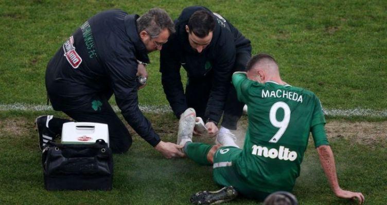 Super League: Αμφίβολη η παρουσία του Μακέντα στο Αγρίνιο