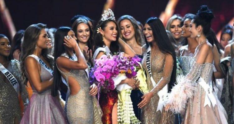 Η Catriona Gray από τις Φιλιππίνες είναι η φετινή «Miss Universe»