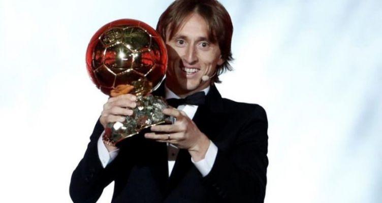 Και ο μεγάλος νικητής της «Χρυσής Μπάλας» είναι ο Λούκα Μόντριτς!