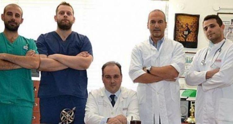 Eπιστημονική επιτυχία από τον Αιτ/να Νίκο Μπαρμπετάκη στο «Θεαγένειο»