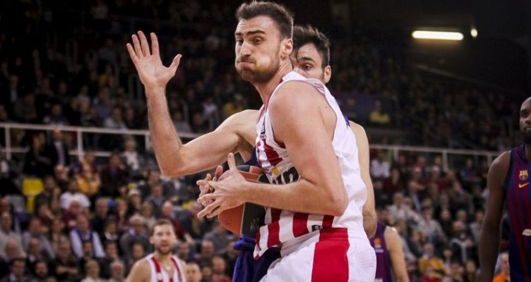 Euroleague Basketball: Μεγάλη παράσταση του Ολυμπιακού στη Βαρκελώνη!