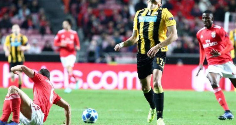 Champions League: Έχασε (ξανά) η Α.Ε.Κ. – Δεν συγκέντρωσε ούτε έναν βαθμό
