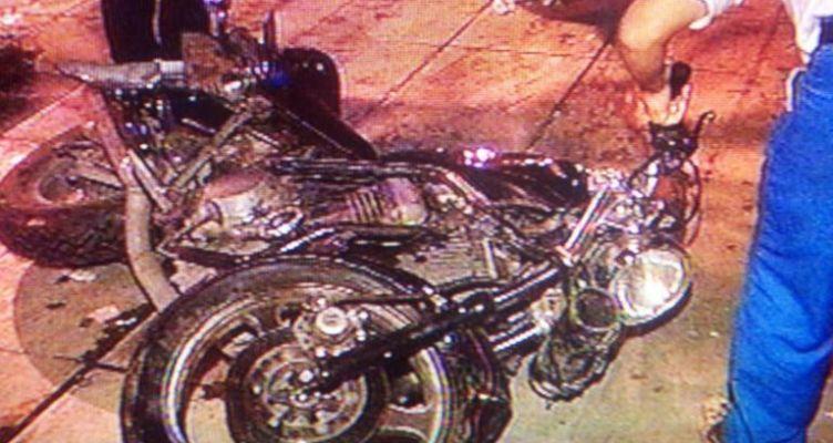 Σκοτώθηκε οδηγός μηχανής σε τροχαίο δυστύχημα – Ακαριαίος θάνατος στην άσφαλτο!