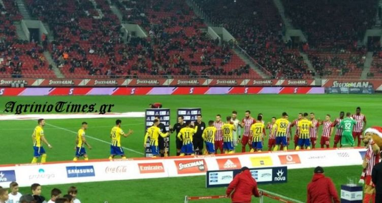 SL-Δηλώσεις παιχτών Παναιτωλικού μετά το ματς με τον Ολυμπιακό