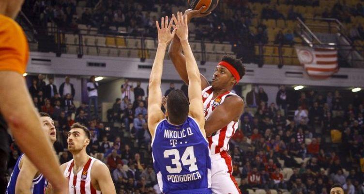 Euroleague Basketball: Μαγικός Ζακ ΛεΝτέι οδήγησε τον Ολυμπιακό