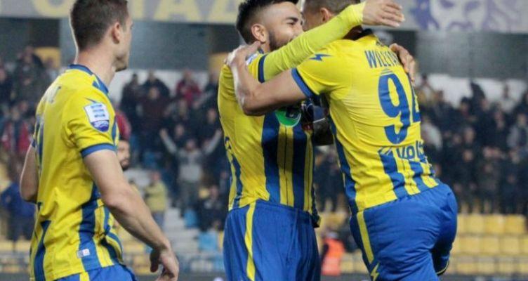 Super League-13η αγωνιστική: Νίκησε τον Απόλλωνα Σμ. ο Παναιτωλικός!