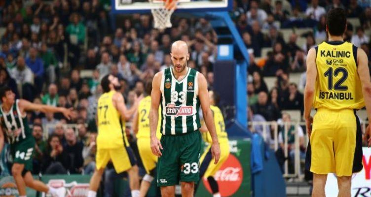 Euroleague Basketball: Τρίτη σερί ήττα για τον Παναθηναϊκό