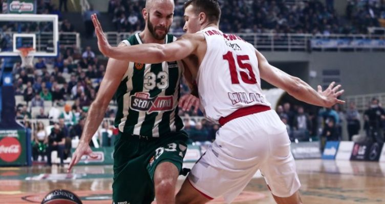 Euroleague Basketball: Ήττα-μαχαιριά για τον Παναθηναϊκό
