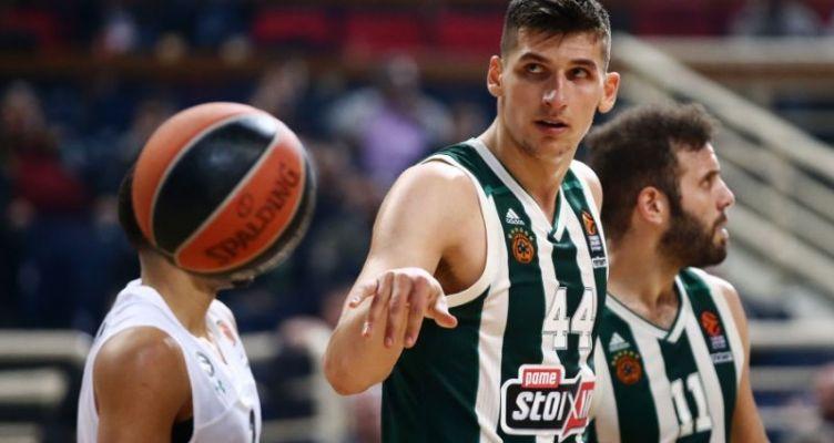 Euroleague Basketball: Δυσκολεύτηκε αλλά κέρδισε ο Παναθηναϊκός