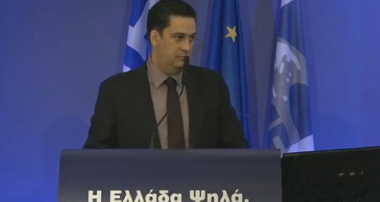 Παρέμβαση Δημάρχου Αγρινίου στο ετήσιο συνέδριο της Κ.Ε.Δ.Ε. (Βίντεο)