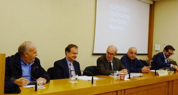 Ανοικτή συνεδρίαση του Δ.Σ. του Πανελλήνιου Συνδέσμου Εγκατεστημένων Επιχειρήσεων ΒΙΠΕ