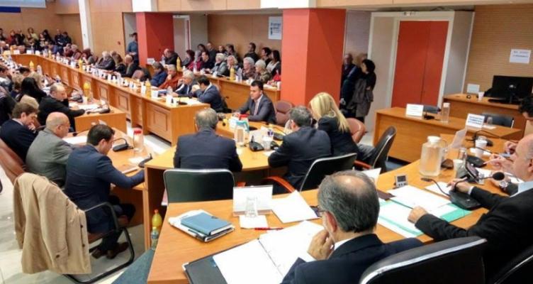 Δύο νέα έργα για το Θέρμο στο Περιφερειακό Συμβούλιο Δ. Ελλάδας