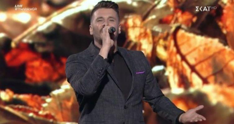 The Voice: Με 62% έχει… πολλά να δώσει ο Αλέξης Πρεβενάς από την Αιτ/νία! (Βίντεο-Φωτό)