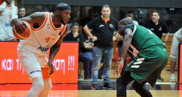 Basket League: Sold out το Προμηθέας Πατρών – Παναθηναϊκός