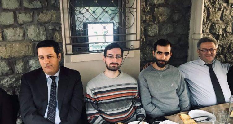 Αγρίνιο: Σε γιορτινό και ευχάριστο κλίμα η συνάντηση Δημάρχου-Δημοσιογράφων (Φωτό)