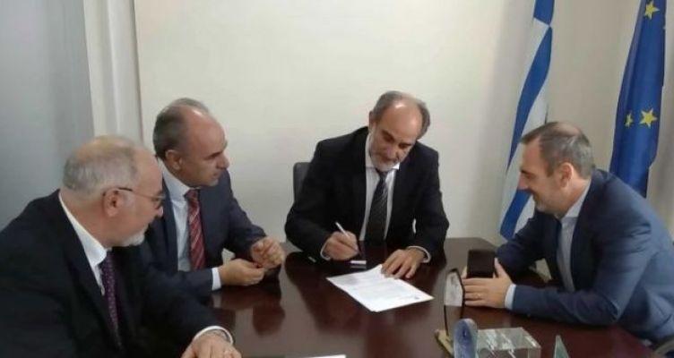 Ορκίστηκε νέος Περιφερειακός Σύμβουλος ο Σακελλαρόπουλος, στη θέση του Κατσανιώτη