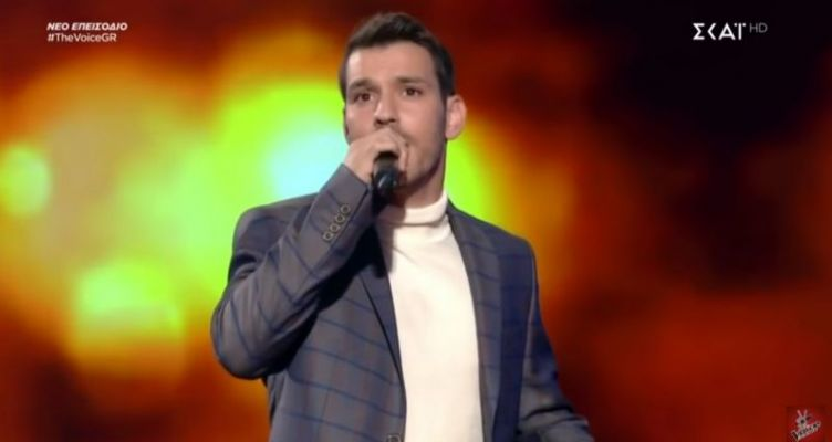 The Voice: Αδικήθηκε (ξανά) ο Γιάννης Σωτηρόπουλος από την Κλεπά Αιτ/νίας! (Βίντεο-Φωτό)