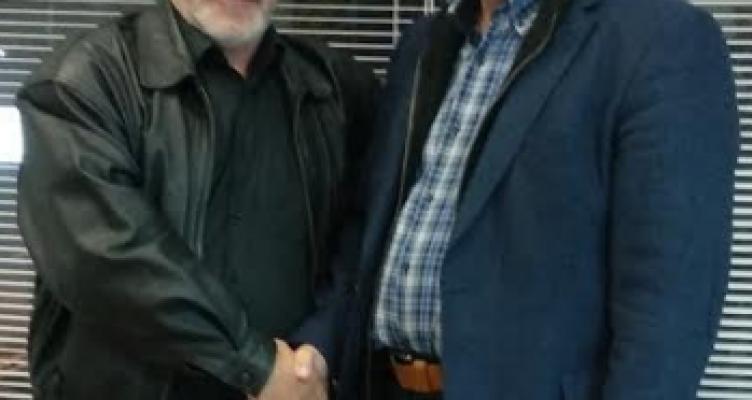 Μεσολόγγι: Ο Σπύρος Βρέττας στο ψηφοδέλτιο του Κώστα Λύρου
