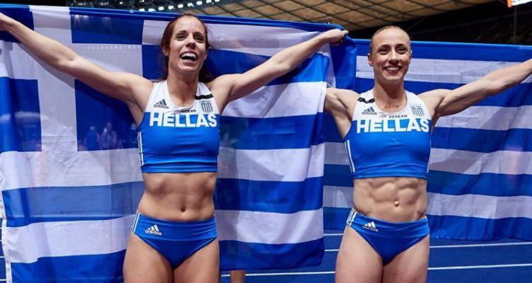 «Μαγική χρονιά» το 2018 για τον στίβο: Η Ελλάδα «έπιασε» τα 100 μετάλλια
