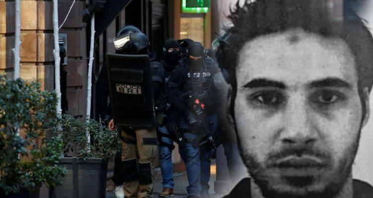 Στρασβούργο: Άφαντος ο δράστης! Έκλεψε ταξί κι εξαφανίστηκε (Φωτό)