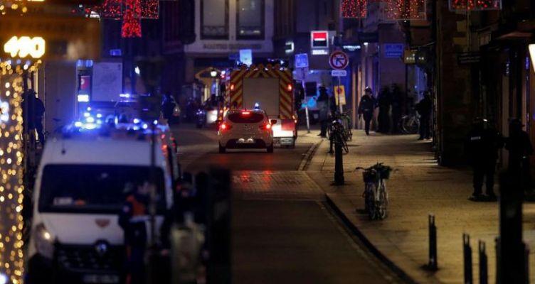 Τρομοκρατική επίθεση στο Στρασβούργο – Δύο νεκροί και 11 τραυματίες (Φωτό)