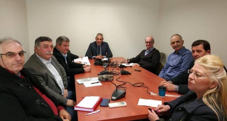 Συνεδρίασε η Επιτροπή για την Ολύμπια Οδό – Στο Υπουργείο Υποδομών εντός Ιανουαρίου