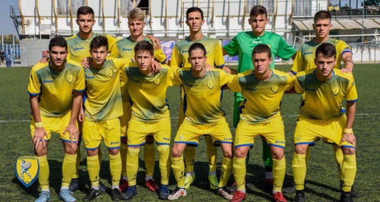Super League-Παναιτωλικός: Ισόπαλη η Κ15, έχασε η Κ17
